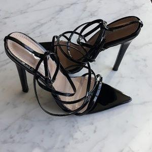 Ego Official Black Heels